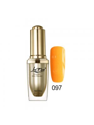 LaEve Deluxe Soak Off Nail Gel Polish 15 Ml (0.5 Oz) 097
