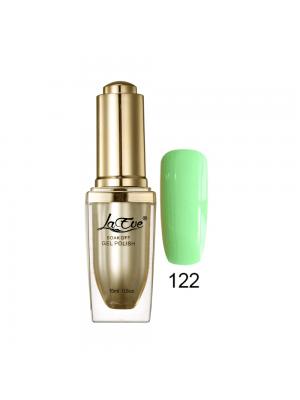 LaEve Deluxe Soak Off Nail Gel Polish 15 Ml (0.5 Oz) 122