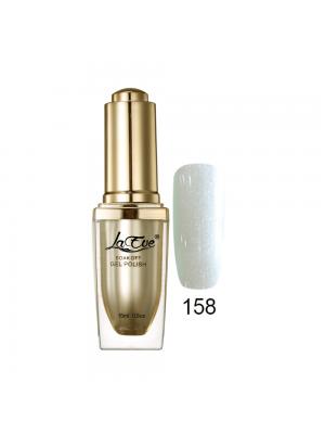 LaEve Deluxe Soak Off Nail Gel Polish 15 Ml (0.5 Oz) 158