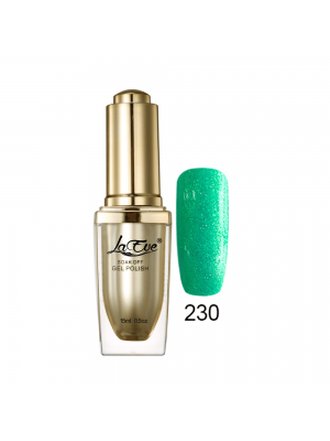LaEve Deluxe Soak Off Nail Gel Polish 15 Ml (0.5 Oz) 230