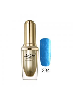 LaEve Deluxe Soak Off Nail Gel Polish 15 Ml (0.5 Oz) 234