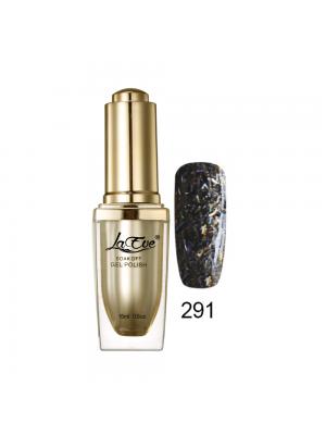 LaEve Deluxe Soak Off Nail Gel Polish 15 Ml (0.5 Oz) 291