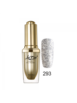 LaEve Deluxe Soak Off Nail Gel Polish 15 Ml (0.5 Oz) 293