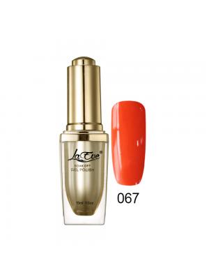 LaEve Deluxe Soak Off Nail Gel Polish 15 Ml (0.5 Oz) 067