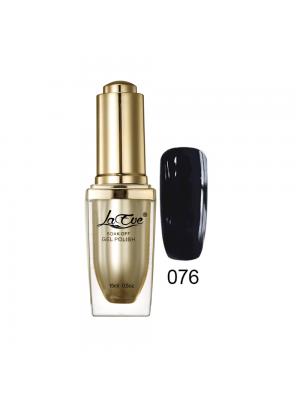 LaEve Deluxe Soak Off Nail Gel Polish 15 Ml (0.5 Oz) 076