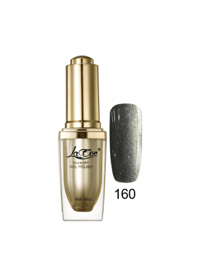 LaEve Deluxe Soak Off Nail Gel Polish 15 Ml (0.5 Oz) 160
