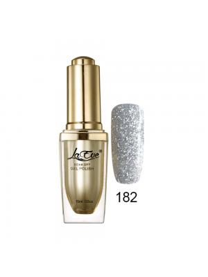 LaEve Deluxe Soak Off Nail Gel Polish 15 Ml (0.5 Oz) 182