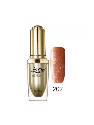 LaEve Deluxe Soak Off Nail Gel Polish 15 Ml (0.5 Oz) 202