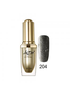 LaEve Deluxe Soak Off Nail Gel Polish 15 Ml (0.5 Oz) 204