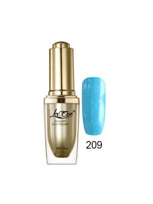 LaEve Deluxe Soak Off Nail Gel Polish 15 Ml (0.5 Oz) 209