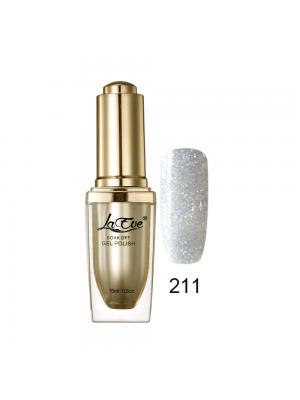 LaEve Deluxe Soak Off Nail Gel Polish 15 Ml (0.5 Oz) 211