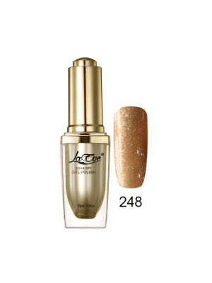 LaEve Deluxe Soak Off Nail Gel Polish 15 Ml (0.5 Oz) 248