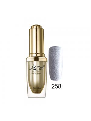 LaEve Deluxe Soak Off Nail Gel Polish 15 Ml (0.5 Oz) 258