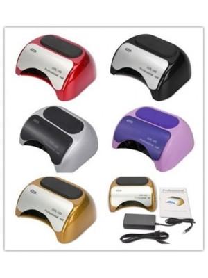 48W Pro LED CCFL Nail Art Timer Dryer Sensor UV Lamp Gel Polish Curing